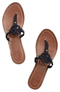 Tory Burch Tory Navy Sandals