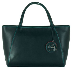 mywalit My Walit Leather Tote in Black