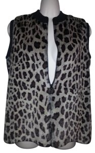 Other Sporty Classic Faux Fur Vest