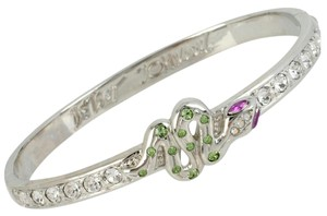 Betsey Johnson Betsey Johnson bangle bracelet with Stones