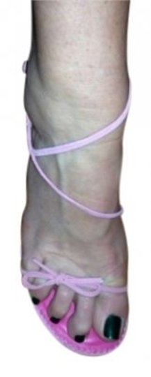 Lilly Pulitzer Pink Suede Sandals