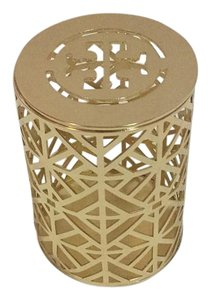 Tory Burch Makeup Brush / Storage Caddy