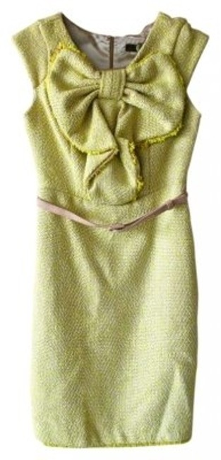 Preload https://item2.tradesy.com/images/anthropologie-yellow-tan-learning-curves-eva-franco-above-knee-workoffice-dress-size-4-s-151556-0-0.jpg?width=400&height=650