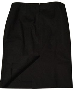 Prada Pencil Skirt Black