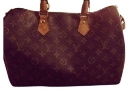 Preload https://item2.tradesy.com/images/louis-vuitton-speedy-lv-size-35-monogram-leather-satchel-151561-0-0.jpg?width=440&height=440