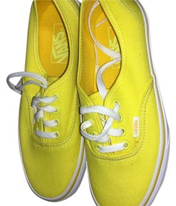 Vans Yellow Athletic