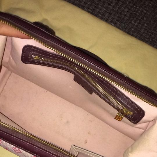 Louis Vuitton Tote in Pink/brown