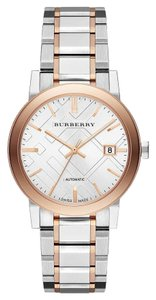 Burberry The City BU9322 38mm Rose Gold Stainless Steel Automatic Watch