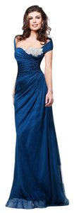 Tarik Ediz Size 6 Prom Evening Dress