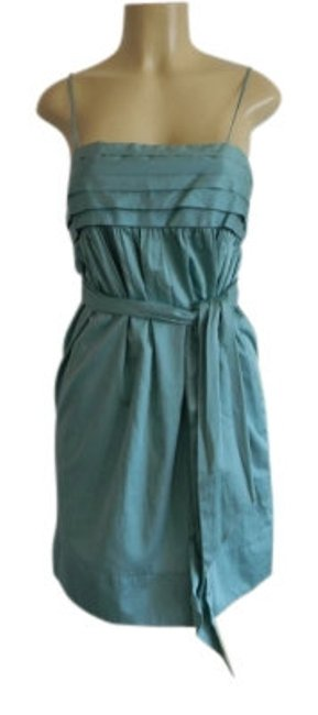 Preload https://item3.tradesy.com/images/french-connection-seafoam-blue-knee-length-short-casual-dress-size-6-s-15157-0-0.jpg?width=400&height=650