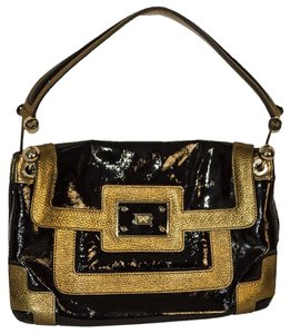 Anya Hindmarch Patten Leather Shoulder Bag