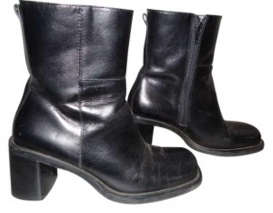 Preload https://item5.tradesy.com/images/hillard-and-hanson-black-bootsbooties-size-us-75-151574-0-0.jpg?width=440&height=440