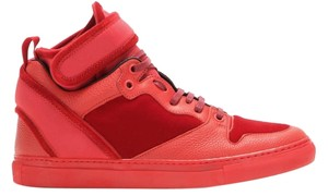 Balenciaga Brand New In Box RED Athletic