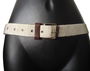 BCBGeneration White brown belt size XS/S