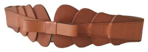 Anthropologie Anthropologie- Vintage style layered corset leather belt Size S