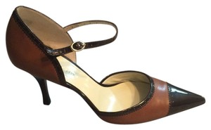 AK Anne Klein Medium brown / Bronze Pumps