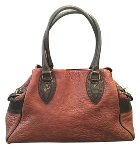 Fendi Satchel in Browns