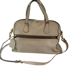 Marc by Marc Jacobs Satchel in Bone