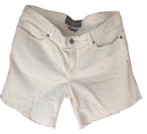 Lucky Brand Cut Off Shorts Tan