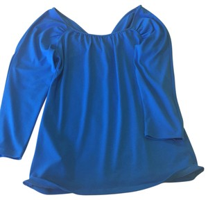 Ann Taylor Top Royal blue