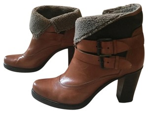 Progetto Saddle brown Boots