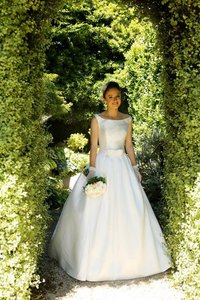 Aire Barcelona Riaz Wedding Dress