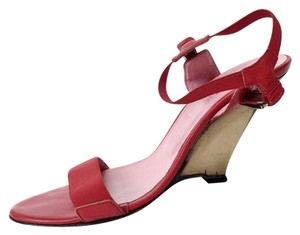 Versus Versace Red Sandals