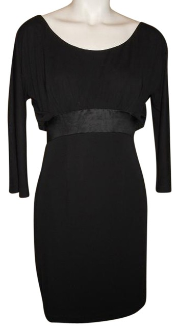 Preload https://item5.tradesy.com/images/nicole-miller-black-collection-knit-above-knee-cocktail-dress-size-2-xs-1516269-0-0.jpg?width=400&height=650
