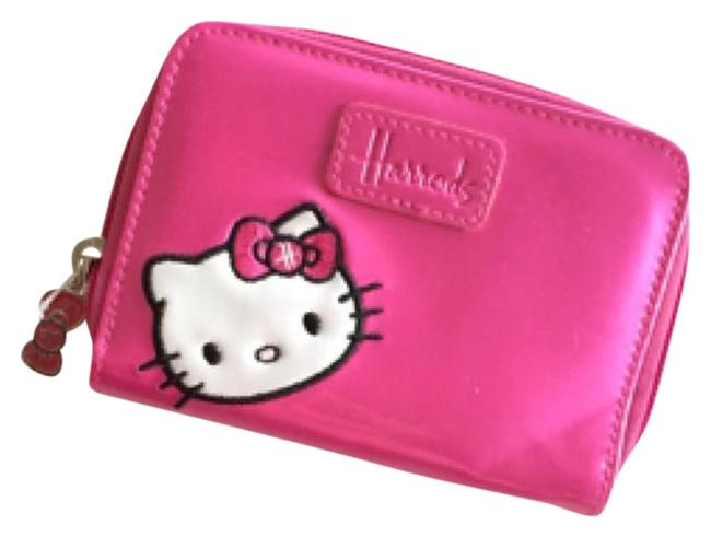 Item - Pink Harrods Loves Wallet