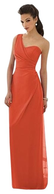 Preload https://item4.tradesy.com/images/after-six-spice-orange-6646-long-night-out-dress-size-12-l-1516333-0-0.jpg?width=400&height=650