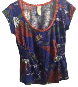 Anthropologie T Shirt Printed