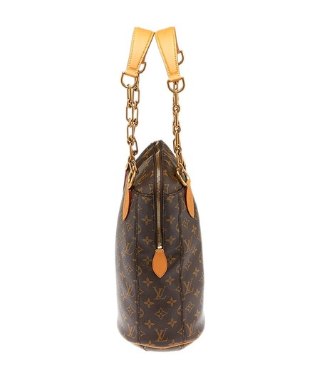 Louis Vuitton Iconoclasts Karl Lagerfeld Punching Shoulder Bag