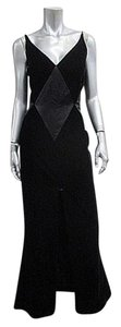 Escada Evening Gown Gown Front Slit Couture Dress