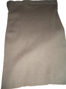 Moda International Skirt Brown