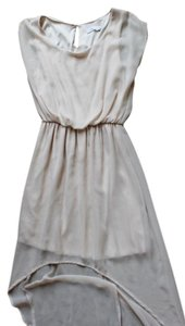 Cream Maxi Dress by Nordstrom