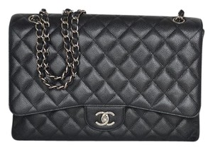 Chanel Caviar Maxi Single Shoulder Bag