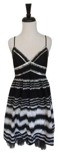 BCBGMAXAZRIA Sequin Sleeveless Bcbg Dress