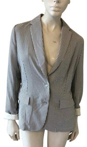 Maison Scotch Black/White Blazer