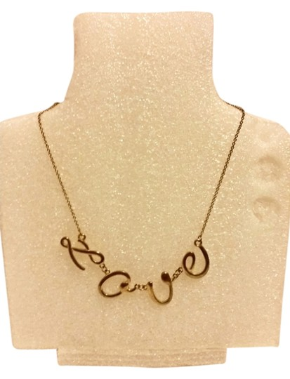 Unknown Cute Love Necklace