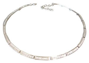 Swarovski sophisticated crystal necklace
