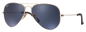 Ray-Ban avaitor @collection blue gray classic