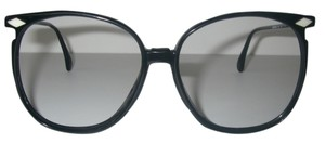 Menrad Vintage Menrad 754 657 Oversize Extra Large Wide Black Cat's Eye Sunglasses Frame ONLY Switzerland