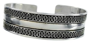 Other Sterling BALI Cuff Bracelet
