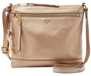 Fossil Leather Gift One Shoulder Cross Body Bag