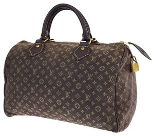 Louis Vuitton Satchel in Monogram Mini