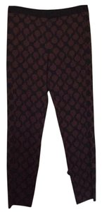 Rachel Roy Relaxed Pants Burgundy