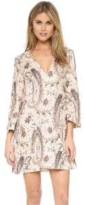 ZIMMERMANN Mischief Tunic Studded Dress