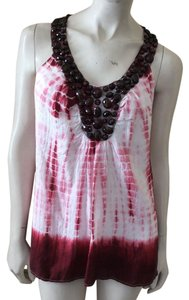 Velvet by Graham & Spencer Top Tie Dye