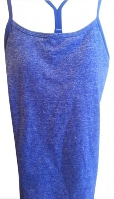 Preload https://item1.tradesy.com/images/lululemon-blue-heather-activewear-top-size-2-xs-26-151695-0-0.jpg?width=400&height=650