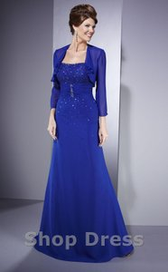 La Belle Royal Blue Dress